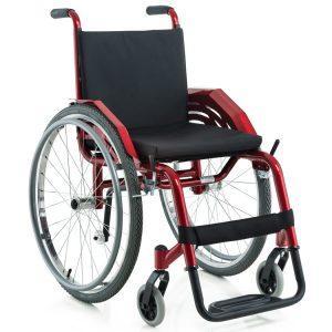 Cadeira de rodas Jaguaribe M leve
