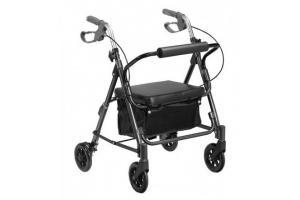 Andador com rodas para idoso