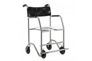 Cadeira higiênica hospitalar