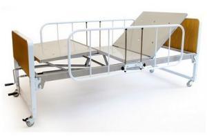 Cama hospitalar simples